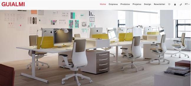 Guialmi estrena web elite oficinas for Proveedores de mobiliario de oficina